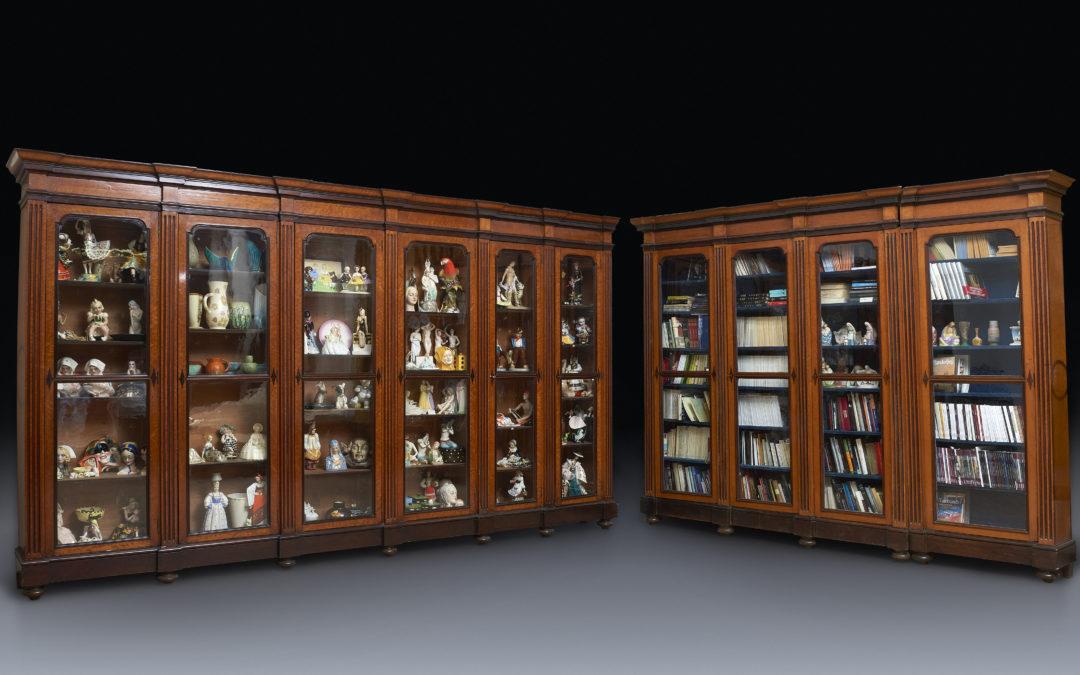 Biblioteca neoclassica